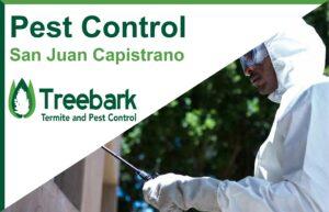 Pest Control San Juan Capistrano